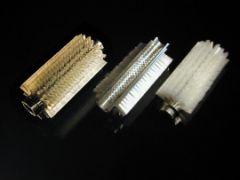 "Cylinder Brush Wire Drawn 6.75"" Negema Split core"