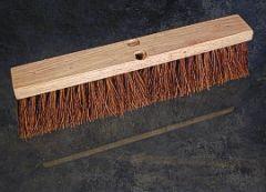 "Broom 24"" Palmyra Fiber 4"" Trim"