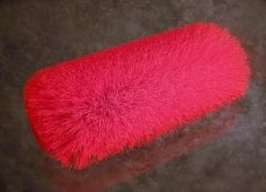 """Tank Brush Red Synthetic 5.5""""dia. x 11.5"""""""