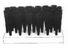 """70"""" Swing Brush - Various Bristle Types"""