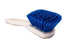 "Pot Brush 9"" Blue Polyester Epoxy Set"
