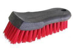 Carpet and Upholstery Brush Red Nylon