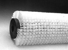 Nid Roller Brush Nylon White