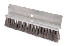 """Oven Brush Stainless Steel Wire Pizza 1""""X 9.75"""""""