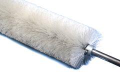 Cylinder Brush Spiral Wrapped