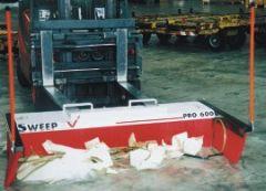 "SweepEx Forklift Broom Edge Marker Kit 36"""