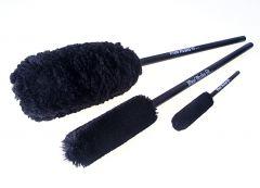 Wheel Woolies® Detail Brushes 3PC SET