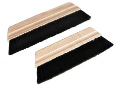"Posting Brush Nylon Bristle Mix 20"" OAL 2 1/2"" OUT"