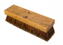 "Deck Brush 10"" Palmyra Deck Scrub Brush"