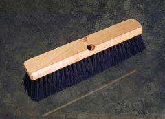 """Broom 24"""" Tampico Fiber 3"""" Trim"""