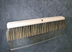 """Broom 24"""" Boar Hair 3 1/2"""" Trim Epoxy Set"""