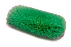 "Tank Brush Epoxy Set Green Nylon 6"" dia. x 12"""