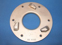 "Clutch Plate 5"" center hole #4195"