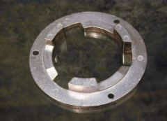 "Clutch Plate 4"" Center Hole Fit All"