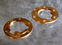 Clutch Plate for Hild Machine Solid Bronze