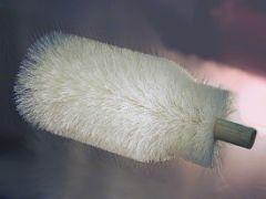 Can Wash Brush Wood Core 10 Gallon pail