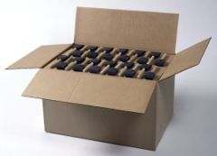 "Foam Brushes 2"" Wood Handle (10 boxes of 48)"