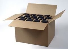 "Foam Brushes 4"" Wood Handle (8 BOXES OF 24)"