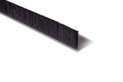 "Strip Brush 36"" x1.937""OAH .006 Black Level Poly"