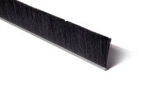 "Strip Brush 36"" x 2.687"" OAH .006 Black Level Poly"