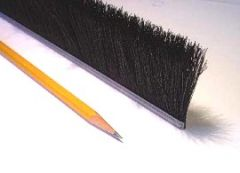 #4 Channel Strip Brushes Nylon/Poly/H Hair/Tampico