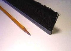 #7 Channel Strip Brushes Nylon/Horse Hair/Tampico