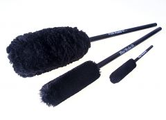 Wheel Woolies® Detail Brushes 3PC SET